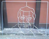 「金網」の大栄金網工業株式会社。「装飾用ワイヤーベース」のサンプル画像です。