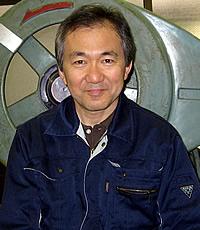 金網の大栄金網工業株式会社。専務取締役田中久就です。