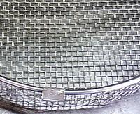 織金網・マンホール用阻集かご・手前拡大の画像です。